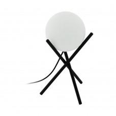 Настольная лампа Eglo Castellato 97333 черный E14 28 Вт