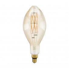 Лампа светодиодная димммруемая Eglo Big Size 11685 E27 E140 8 Вт 2100K