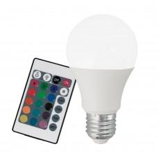 Лампа светодиодная димммруемая с пультом Eglo Lm_Led_E27 10899 E27 40 Вт 3000K
