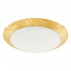 Потолочный светодиодный светильник Eglo Montenovo 98023 белый LED 16 Вт 3000K