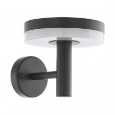 Уличный настенный светильник Eglo Mazzini 97144 антрацит LED 11 Вт 3000K