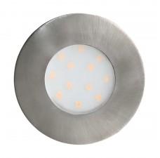 Светильник уличный Eglo Pineda-Ip 96415 никель матовый LED 6 Вт 3000K