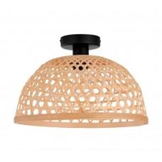 Потолочный светильник Eglo Claverdon 43251 черный E27 40 Вт