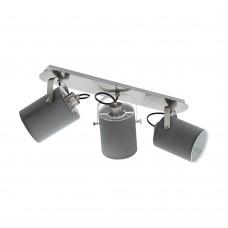 Спот Eglo Villabate 98141 никель матовый E27 10 Вт