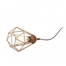 Настольная лампа Eglo Tarbes 94197 черный E27 60 Вт