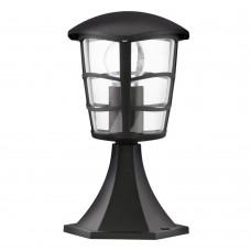 Фонарь уличный Eglo Aloria 93099 черный E27 60 Вт