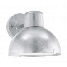 Уличный настенный светильник Eglo Entrimo 96206 гальванизированная сталь E27 60 Вт