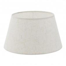 Абажур Eglo Vintage 49971 E27*E14 ф250, Н140, текстиль, кремовый