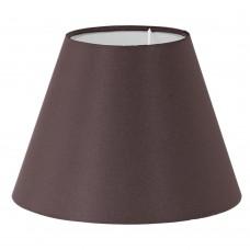 Абажур Eglo Vintage 49874 E27*E14 d=205, коричневый