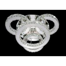 Потолочная светодиодная люстра Eletto EL330C70.1 Olimpia