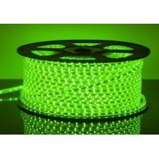 Лента светодиодная Elektrostandard 220V 4,4W 60Led 3528 IP65 зеленый, (на катушке 100 м)