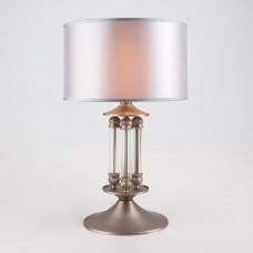Настольная лампа Eurosvet 01045/1 сатин-никель Adagio