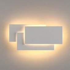 Настенный светодиодный светильник Elektrostandard Inside LED белый матовый (MRL LED 12W 1012 IP20) 12W