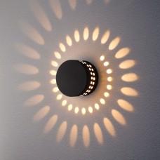 Светодиодная архитектурная подсветка Elektrostandard 1585 TECHNO LED ARKADA черный Arkada