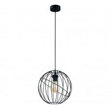 Люстра лофт Lighting 1626 Orbita Black 1 чёрный