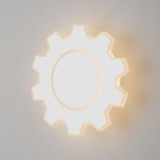 Настенный светодиодный светильник Elektrostandard Gear M LED белый (MRL LED 1095) Gear