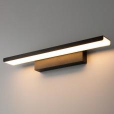 Настенный светодиодный светильник Elektrostandard Sankara LED черная (MRL LED 16W 1009 IP20) 16W Sankara