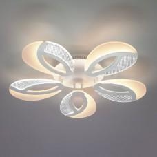Управляемый светильник Eurosvet 90140/5 белый 70W Flake 3000-7000К с пультом