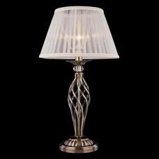 Настольная лампа Eurosvet 01002/1 античная бронза Selesta