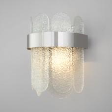 Настенный светильник с фактурным стеклом 333/1