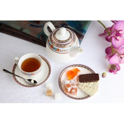 Чайный сервиз Royal Aurel 142 Гермес