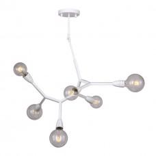 Потолочная люстра Favourite 1755-6P Electron белый