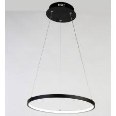 Подвесная светодиодная люстра Favourite 1764-4P Giro Black черный 32 Вт
