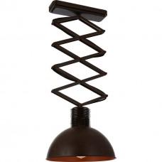Светильник лофт Favourite 1761-1U Bellows коричневый