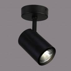 Светодиодный спот Favourite 1772-1U Projector Black черный 20 Вт