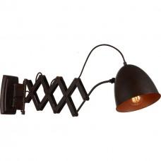 Спот лофт Favourite 1761-1W Bellows коричневый