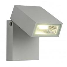Уличный настенный светильник Favourite 1823-1W Flicker хром 10 Вт 4000К
