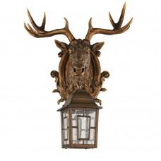 Уличный настенный светильник Favourite 2078-1W Hunt коричневый 1*E27*60W, IP44