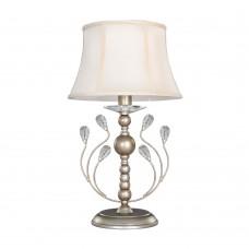 Настольная лампа Favourite 2171-1T Glory античное серебро 1*E14*40W