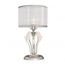 Настольная лампа Favourite 2306-1T Prima серебро 1*E14*40W