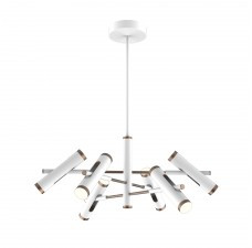 Подвесная светодиодная люстра Favourite 2325-12P Duplex белый матовый 12*LED*3W, 4000K