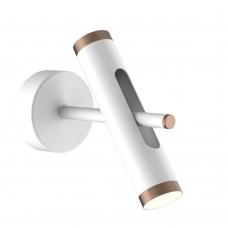 Бра светодиодное Favourite 2325-2W Duplex белый матовый 2*LED*3W, 4000K
