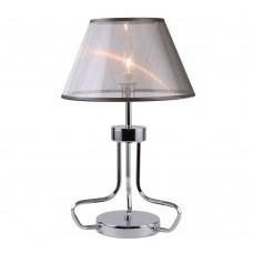 Настольная лампа Favourite 2343-1T Cache хром 1*E14*40W