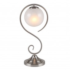 Настольная лампа Favourite 2349-1T Fabbio никель 1*E14*40W