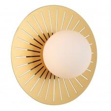 Настенный светильник Favourite 2356-1W Sonnenblume черный 1*G9*25W