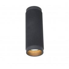 Потолочный светильник Favourite 2452-1C Kinescope черный 1*GU10LED*5W