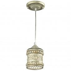 Подвесной светильник Favourite 1623-1P Arabia белый с патиной