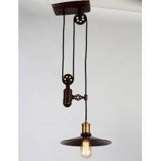 Светильник лофт Favourite 1762-1P Winch коричневый