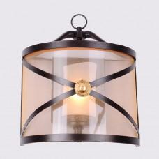 Настенный светильник Favourite 1145-1W Capella коричневый