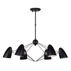Потолочная люстра Favourite 1757-6P Humpen черный