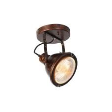 Спот лофт Favourite 1898-1W Industria коричневый