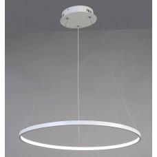 Подвесная светодиодная люстра Favourite 1765-6P Giro White белый 48 Вт