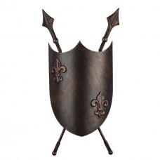 Настенный светильник Favourite 1786-2W Schild коричневый