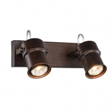 Спот лофт Favourite 2025-2W Arcu коричневый