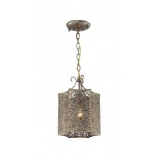 Подвесной светильник Favourite 1624-1P Bazar коричневый