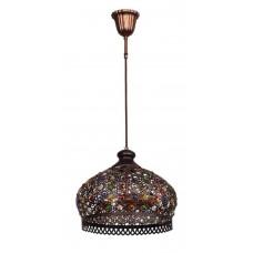 Подвесная люстра Favourite 1666-3P Latifa коричневый